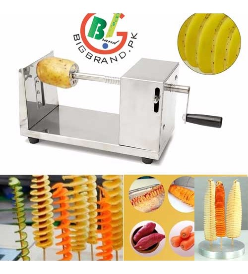 Professional Manual Stainless Steel Potato Slicer in Pakistan
