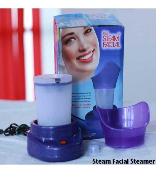 The Steam Facial Steamer