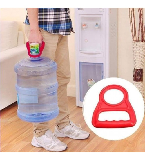 2 Pcs 5 Gallons Bottled Water Pail Bucket Carry Handle Easy To Carry Tool