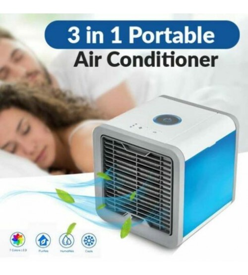 3 in 1 Arctic Air Cooler Fan For Home & Office With 1 Litre Water Tank