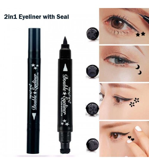 f85694e286f Huda Beauty 2in1 Eyeliner with Seal
