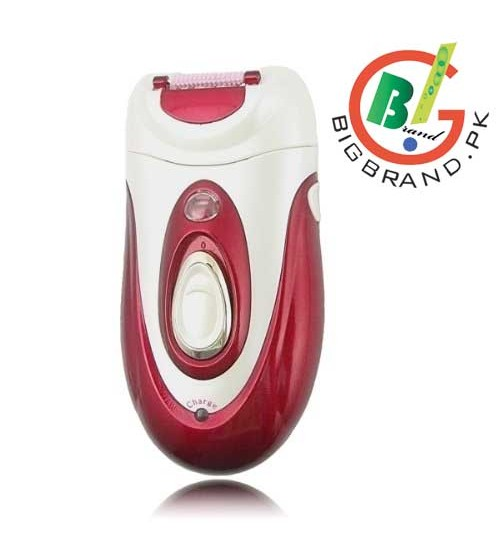 2in1 Rechargeable Washable Body Lady Shaver Epilator