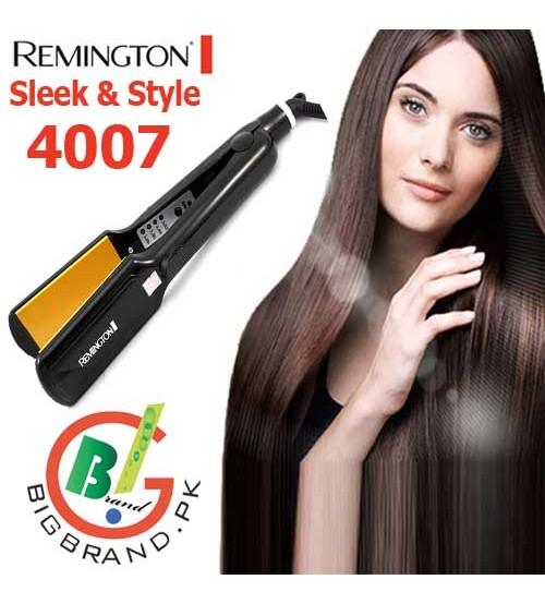 Style Hair Straightener Simple Sleek And Style Hair Straightener 4007