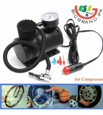 12V Portable DC Air Compressor