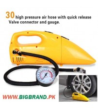 2in1 Air compressor and Vacuum Cleaner