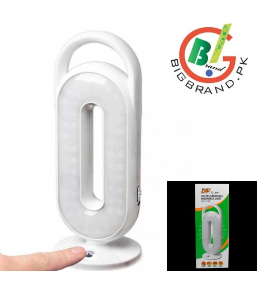 LED Rechargeable Emergency Light With Super Touch Switch DP-7109