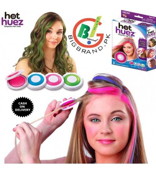 Huez Temporary Hair Colour Chalk - Hair colour chalk