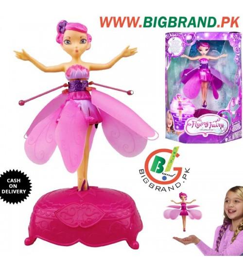 Cinderella pretty flutterbye flying fairy doll mightylinksfo