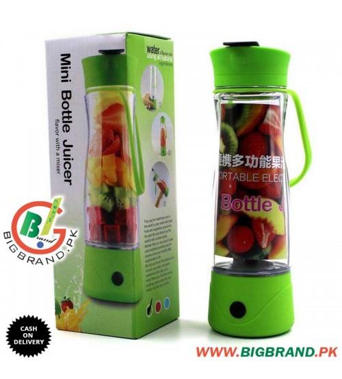 Portable Mini Fruit Juicer Blender