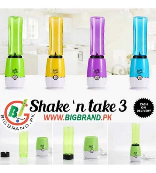 Magic Blender Shake N Take 3