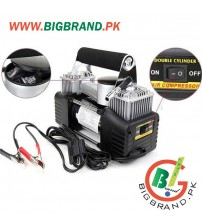 Dual Cylinder Car Air Compressor