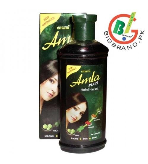 emami amla plus herbal hair oil