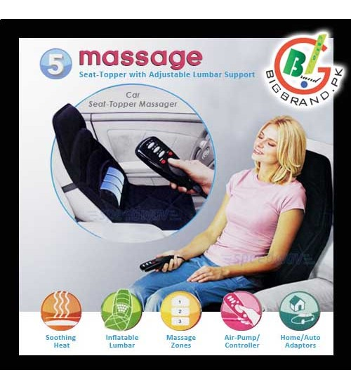 Home And Car Seat Massager