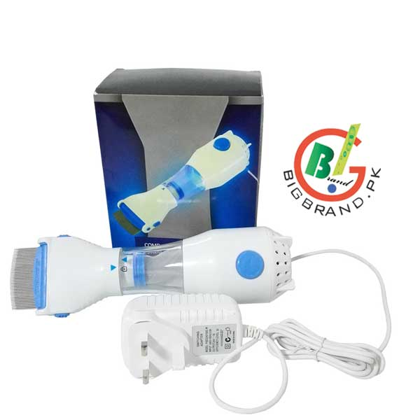 lice machine removal