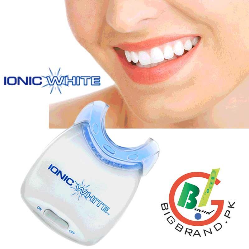 7 Led Lights Ionic White Teeth Whitening Kit