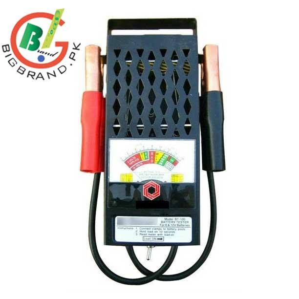 6v 12v Car Battery Load Tester