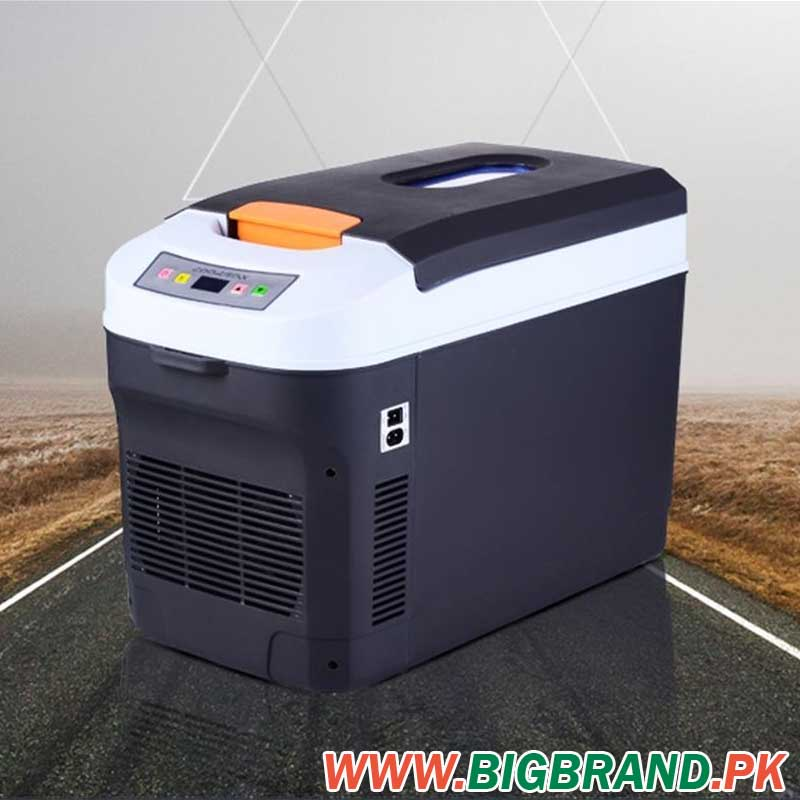 12 Liter Dual Use Car Refrigerator Mini Fridge