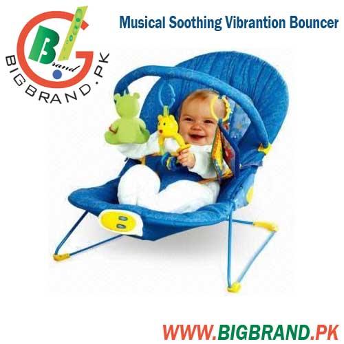 Joymaker Musical Vibrating Bouncer For Baby
