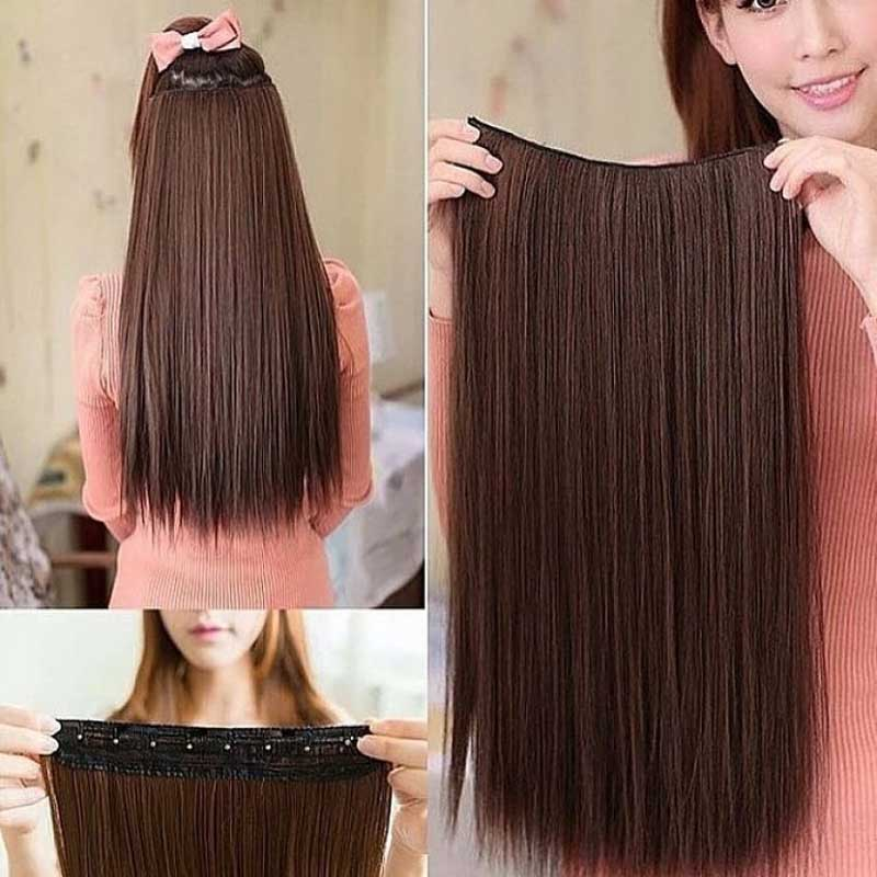 Synthetic Hair Extension For Women