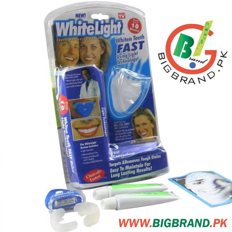 As Seen On Tv White Light Dental Teeth Whitening System