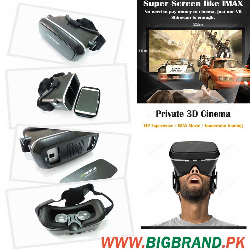 93b3443b563 You are looking now latest VR Box Shinecon 3D Virtual Reality Glasses price  in pakistan market 2017 including in all major cities of Pakistan