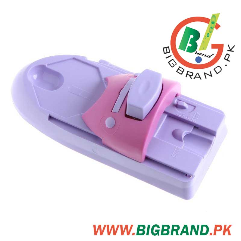 Portable DIY Nail Art Printer Stamping Machine