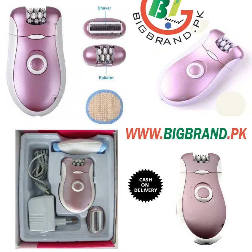 Browns 2 In 1 Washable Shaver For Women Bs 2068