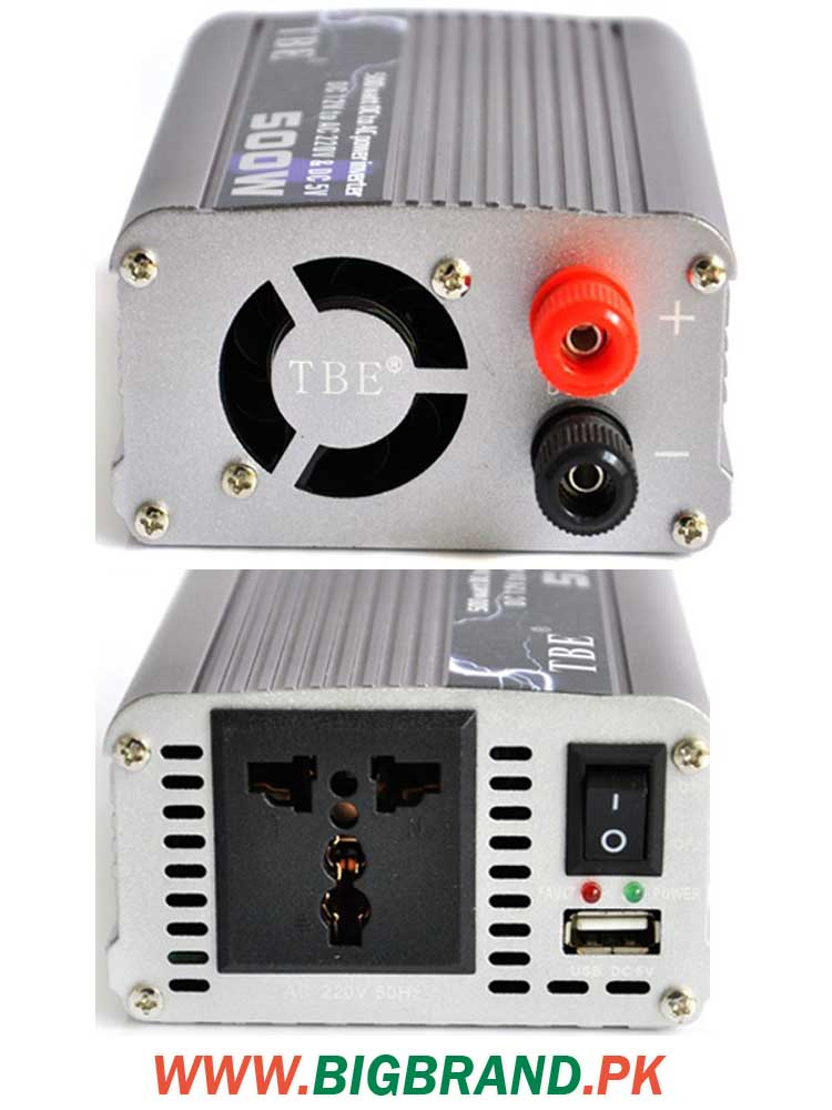 500W Car Power Inverter