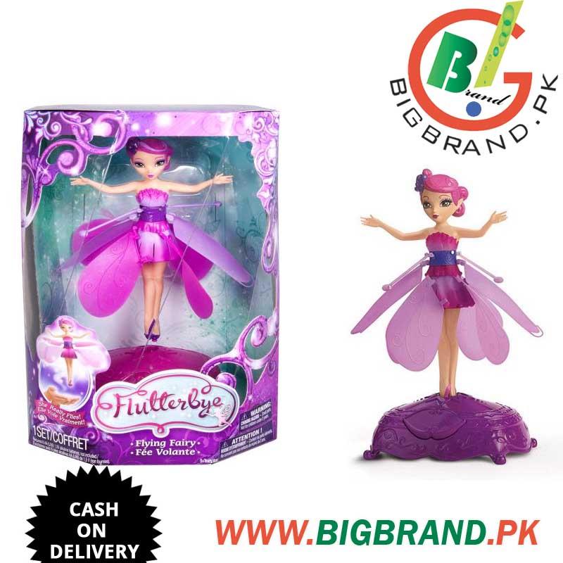 Cinderella pretty flutterbye flying fairy doll flutterbye flying fairy doll by spin master kids toys mightylinksfo
