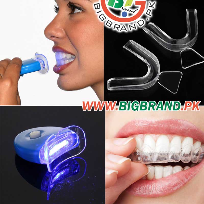 white light tooth teeth whitening system. Black Bedroom Furniture Sets. Home Design Ideas