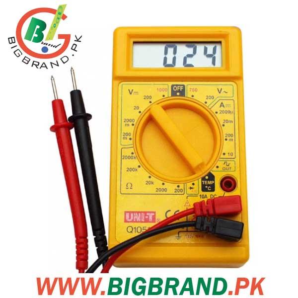 Voltage Digital Multi-Meter