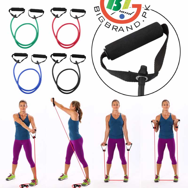 Latex Resistance Band 4
