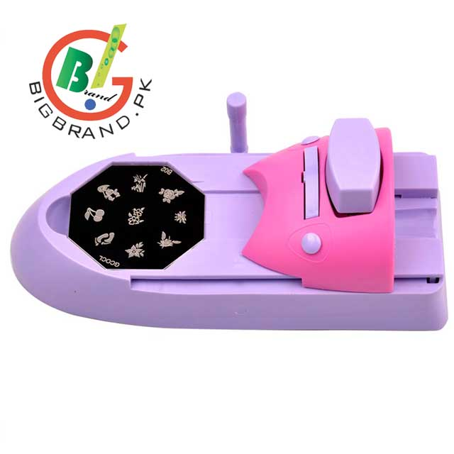 You Are Looking Now Latest 7 Colors DIY Nail Art Stamping Machine Price In Pakistan Market 2015 Including All Major Cities Of Pakistan7